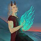 The Firestarter by jgconcepcion