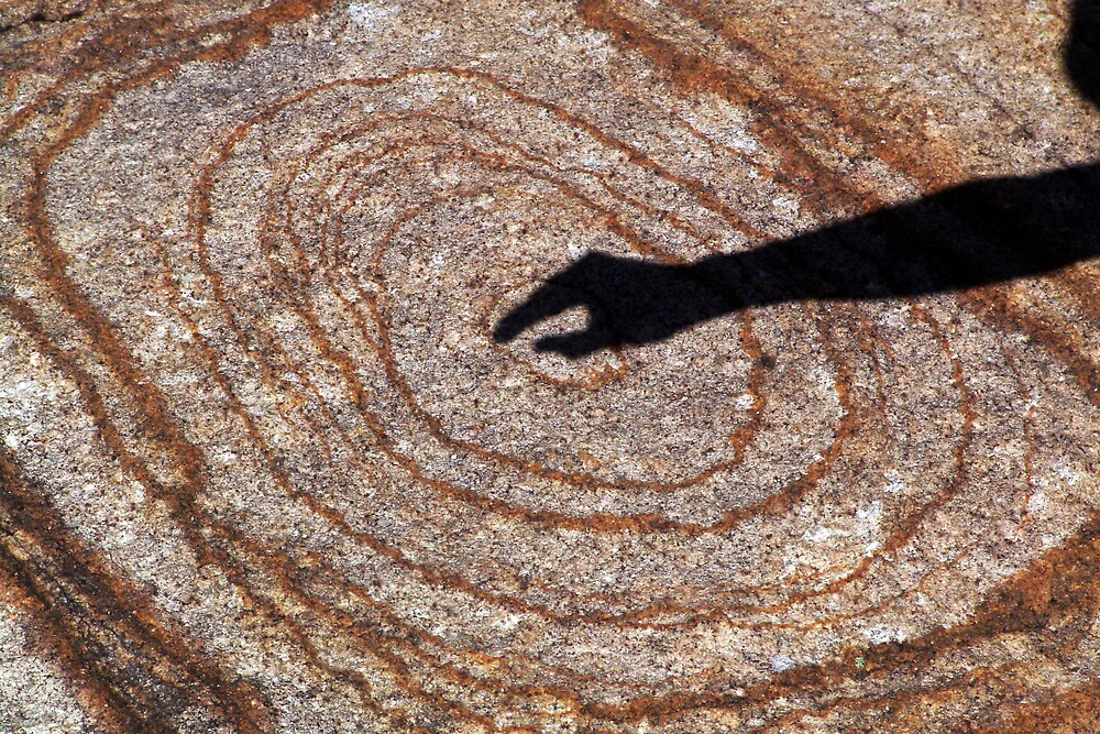 Rock near Prescott Arizona by Av8R