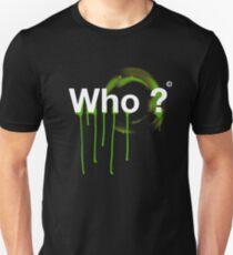 dr who green zeitsprung london serie film retro kult telefonzelle T-Shirt