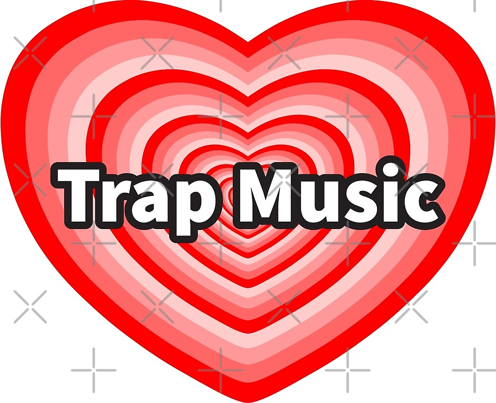 I Like Love Trap Music T-Shirt by heartlandistan