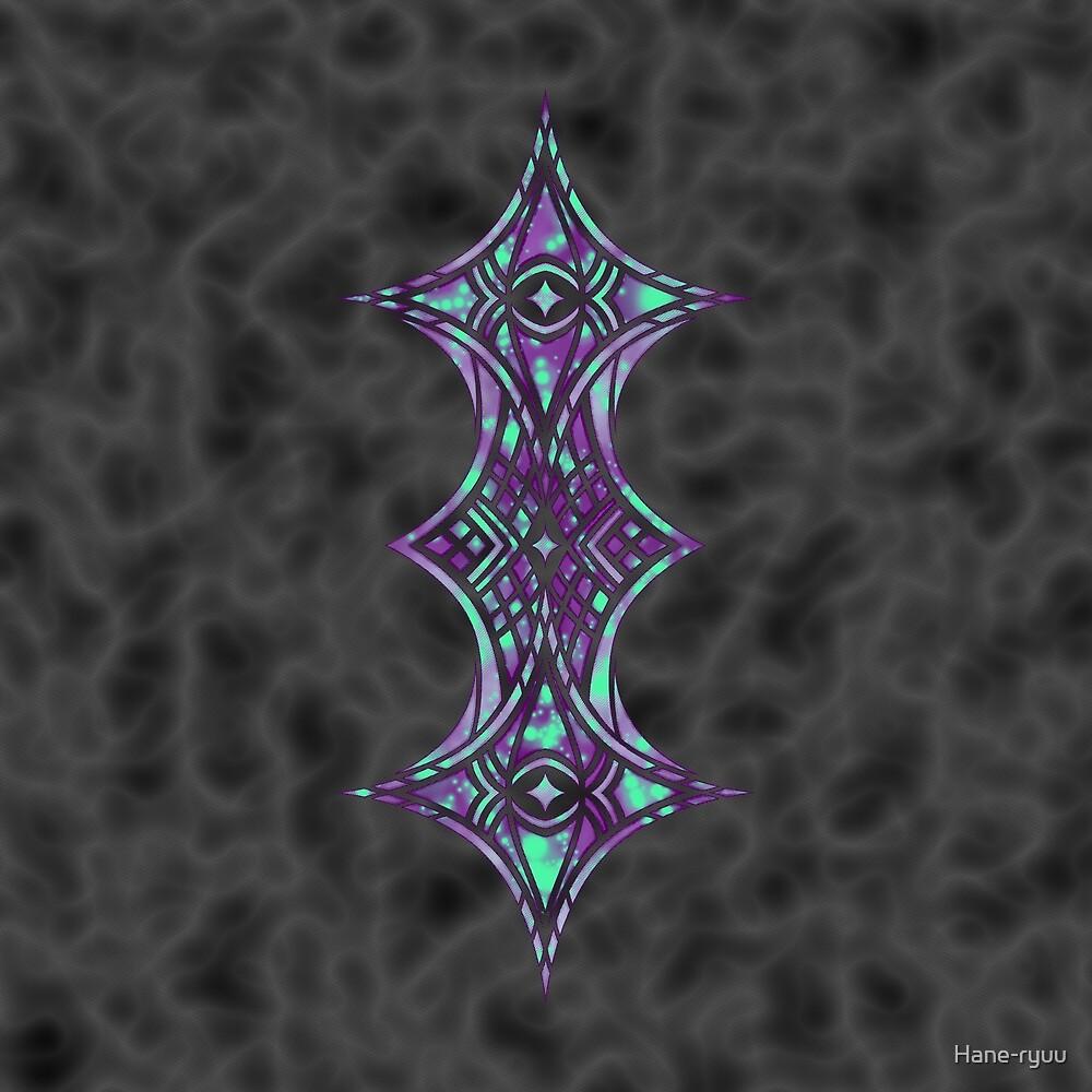 Fluorite Shards by Hane-ryuu