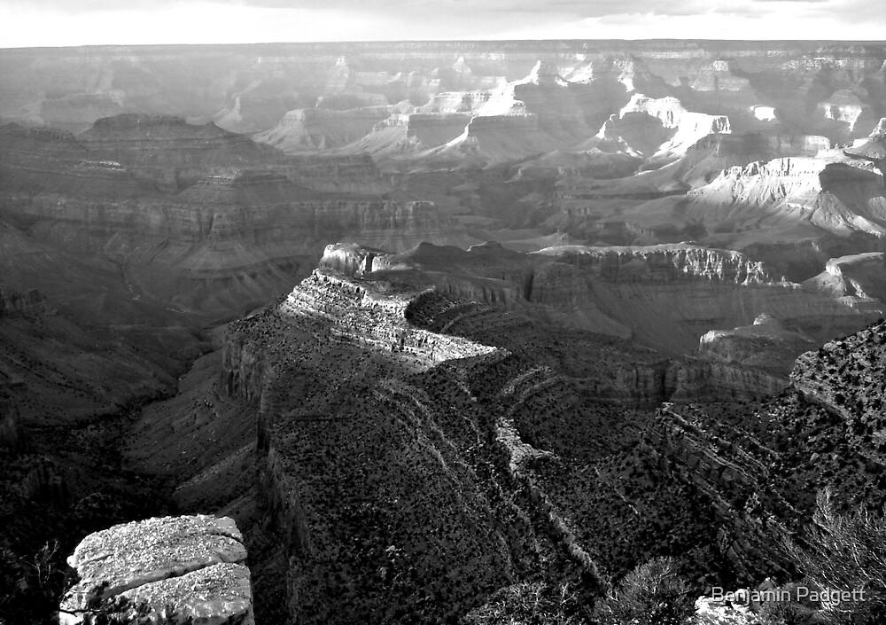 Grand Canyon Vista No. 4 by Benjamin Padgett