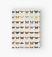 Butterflies of North America Hardcover Journal