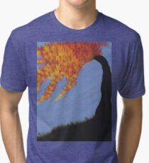 Autumn Breeze Tri-blend T-Shirt