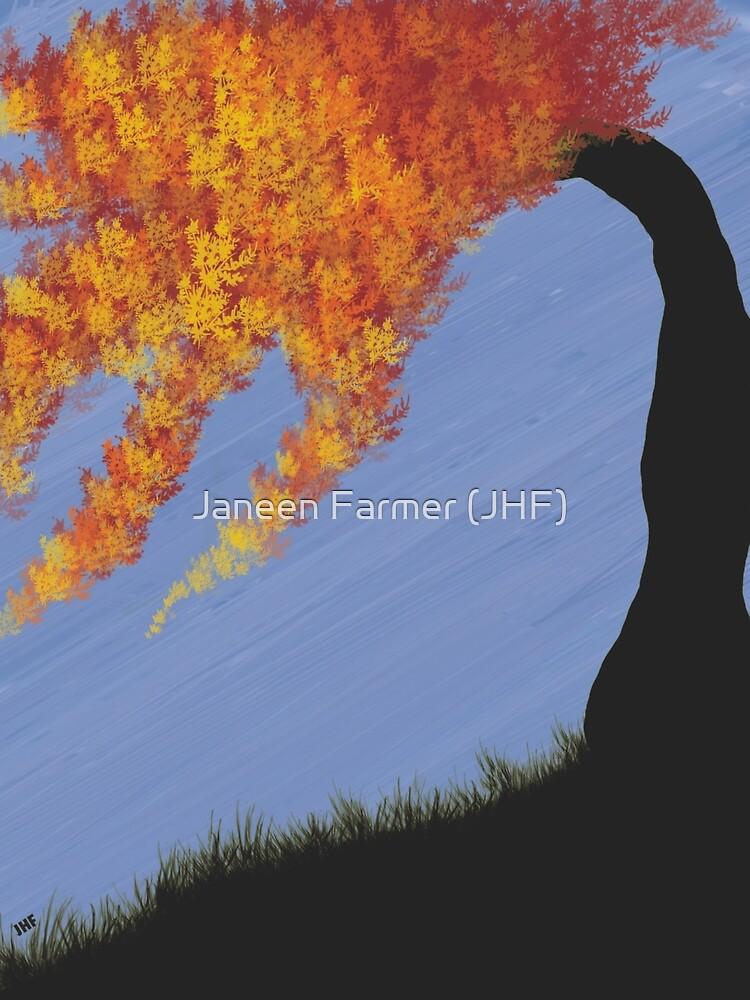 Autumn Breeze by Janeen Farmer (JHF)