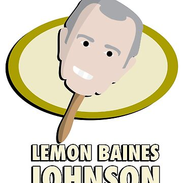 Lemon Baines Johnson by utahgraphics