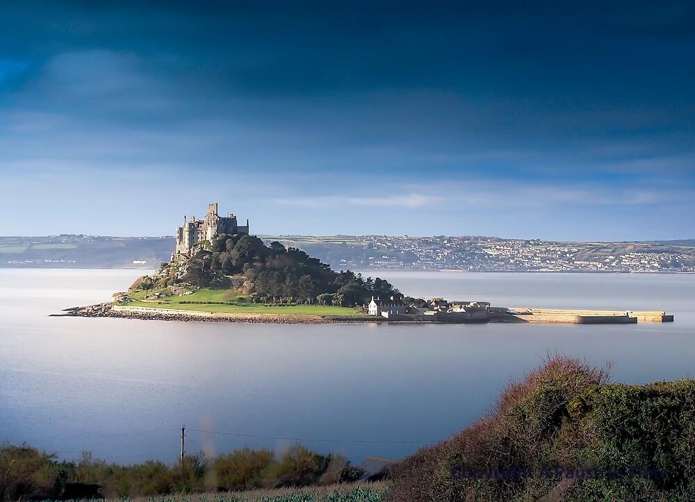 St Michaels Mount Penzance, Cornwall. by jimmybates