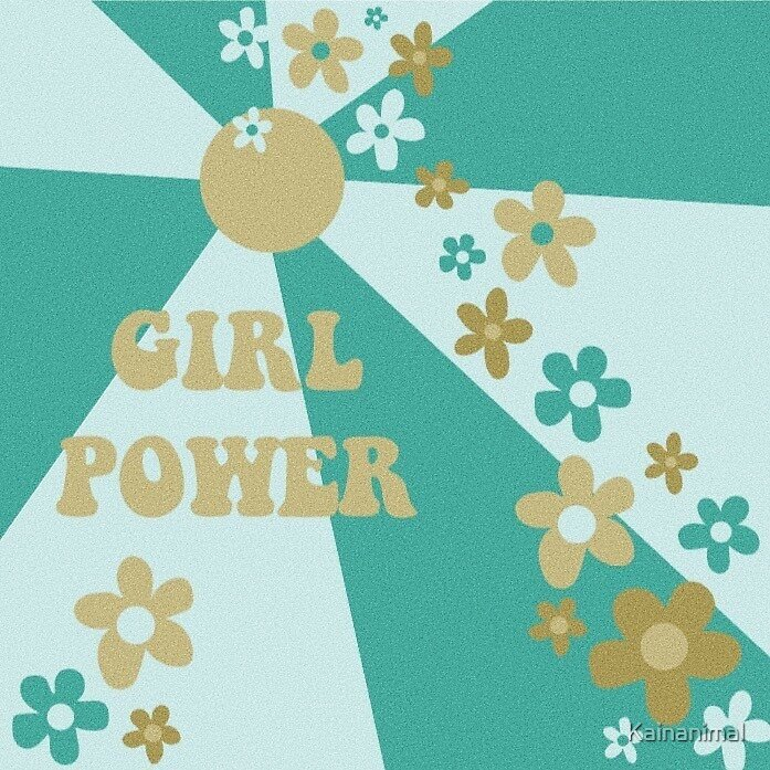 GIRL POWER by Kainanimal