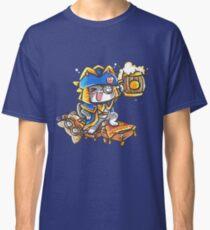 MONSTER HUNTER DRUNK CAT Classic T-Shirt