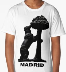 Madrid El Oso y El Madroño Long T-Shirt