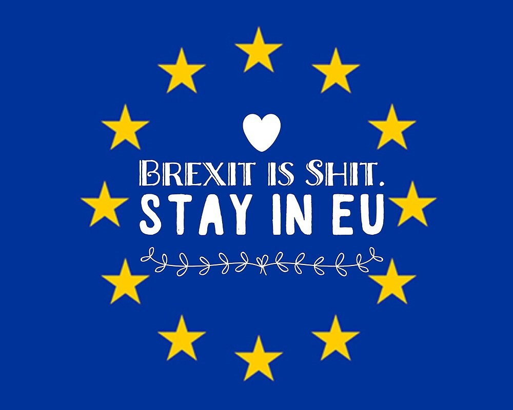 Brexit is Shit by MworldTee
