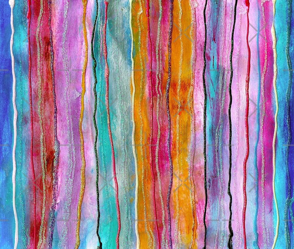 Stripe Pattern by Susan Christopher