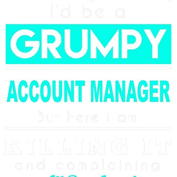 ACCOUNT MANAGER GRUMPY by minhthien