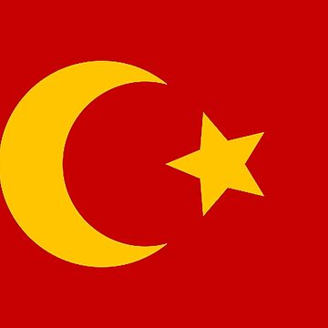 Ottoman Empire Flag by MrGreed