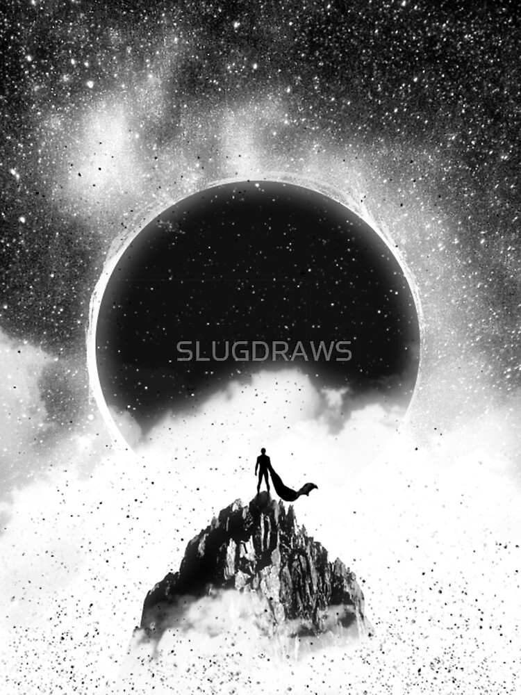 Hero by SLUGDRAWS