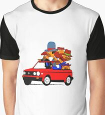 Anthill Mob's Vw Golf Graphic T-Shirt