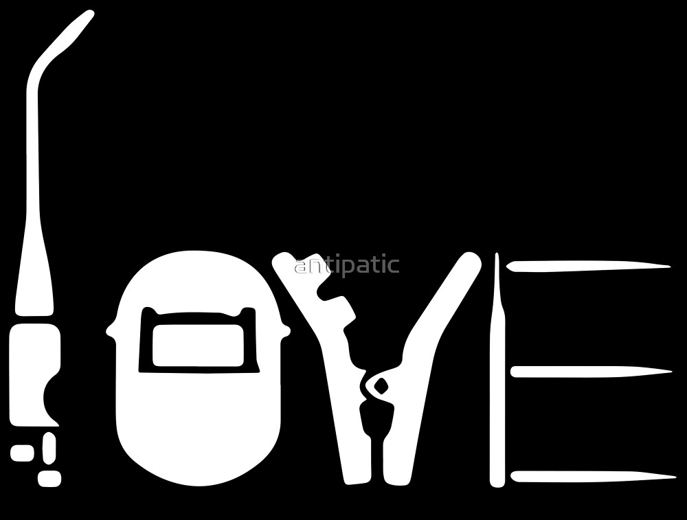 LOVE WELDING by antipatic