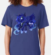 Princess Luna Slim Fit T-Shirt
