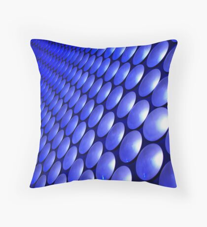 Space Age Throw Pillow