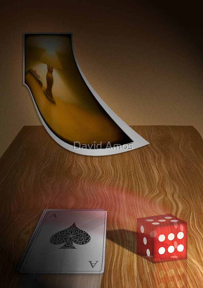 The Roll of the DIE! by David Amos
