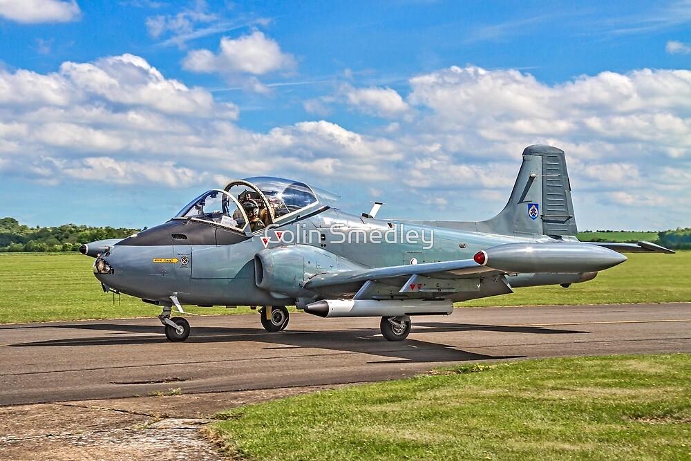 BAC 167 Strikemaster Mk82A 425 G-SOAF by Colin Smedley