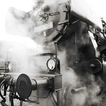 Steam power by domcia