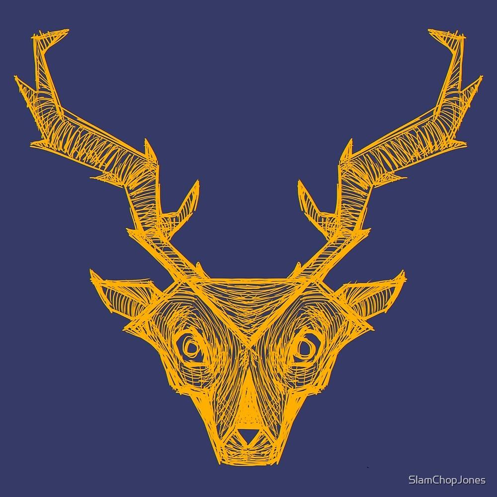 Deer by SlamChopJones