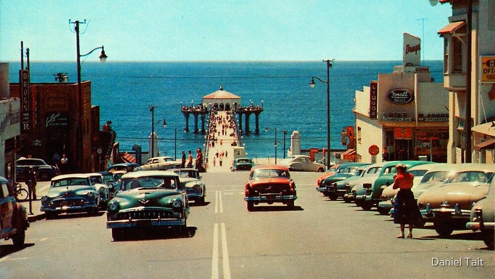 1960's Los Angeles by Daniel Tait