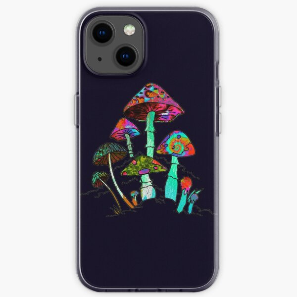 "Garden of Shroomz | ""Field Trip"" Edition iPhone Soft Case"