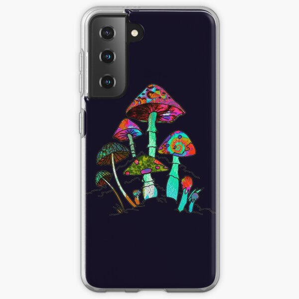 "Garden of Shroomz   ""Field Trip"" Edition Samsung Galaxy Soft Case"