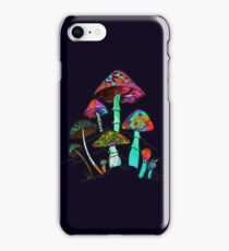 "Garden of Shroomz | ""Field Trip"" Edition iPhone Case/Skin"