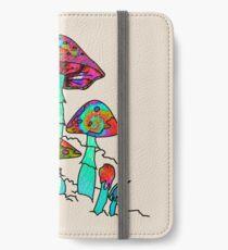 "Garden of Shroomz | ""Field Trip"" Edition iPhone Wallet/Case/Skin"