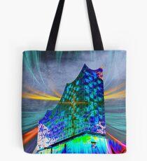 Elbphilharmonie Hamburg VI Tote Bag