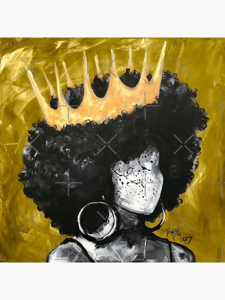 Natürlich Königin II GOLD von DaCre8iveOne