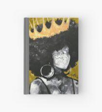 Naturally Queen II GOLD Hardcover Journal