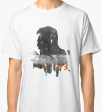 double exposure of me Classic T-Shirt