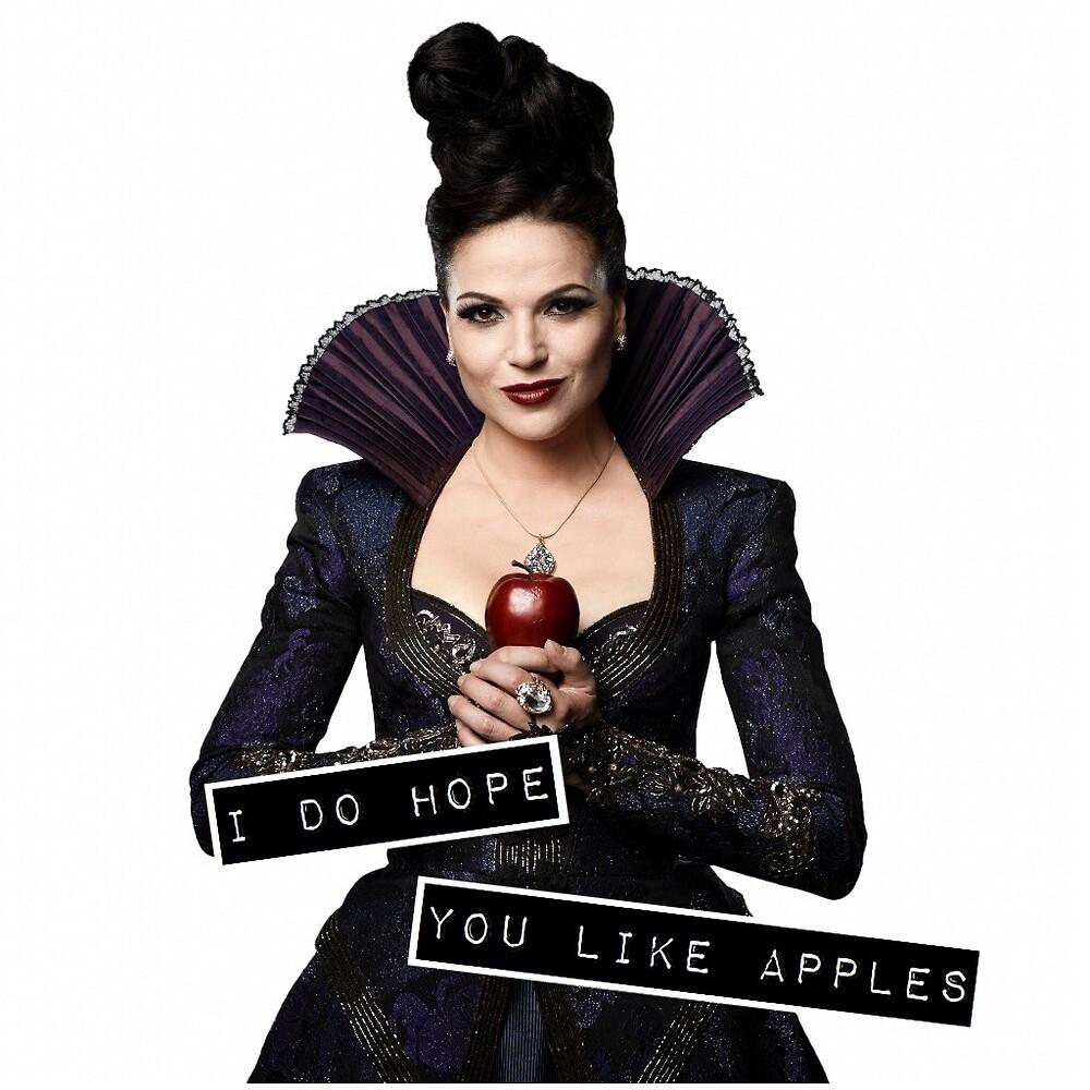 'I do hope you like apples' EQ by thedarkswan