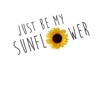 Be my Sunflower by NateSempai