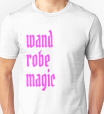wand robe magic - awesome wizard! T-Shirt