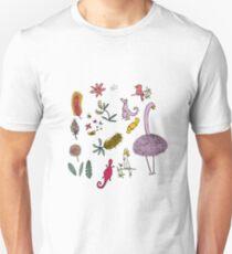 Austrailan flora and fauna T-Shirt