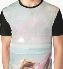 Ecstasy by the Sea  Graphic T-Shirt