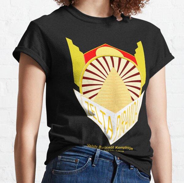ZELTA PIRAMIDA Classic T-Shirt