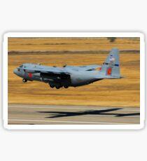 A C-130 Hercules Sticker