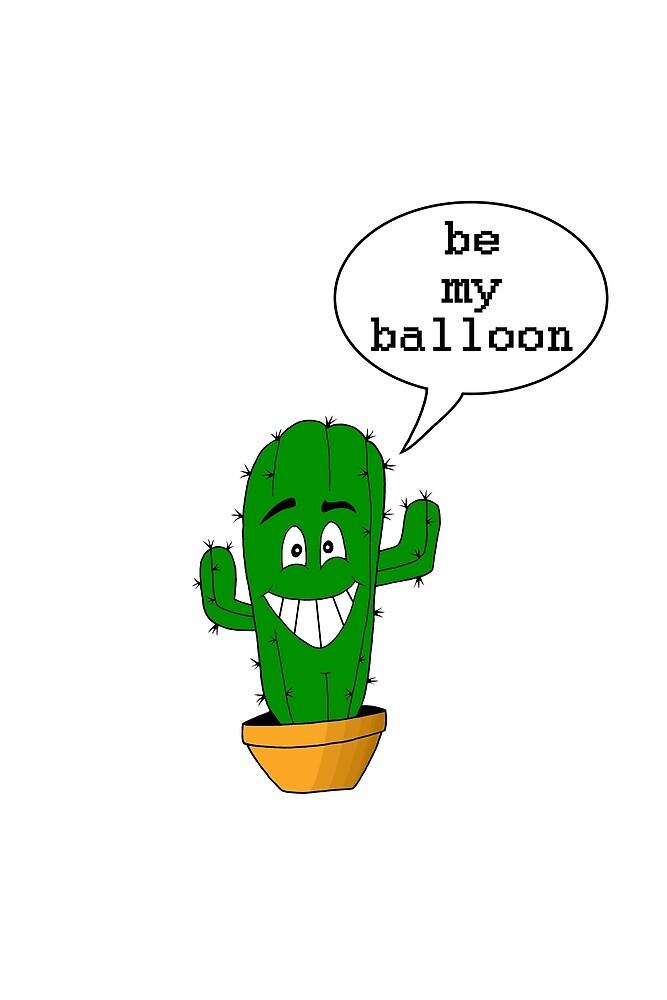 Happy cactus by darkorikalo