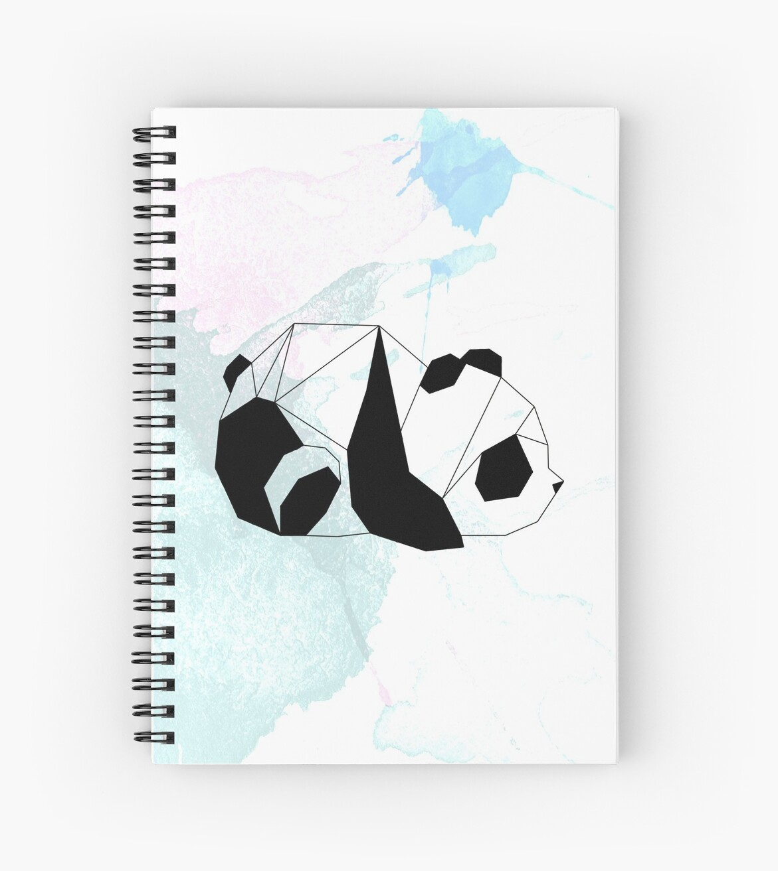 Panda bear by izzygorrocha