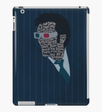 I'm The Doctor - David Tennant - Dr Who iPad Case/Skin