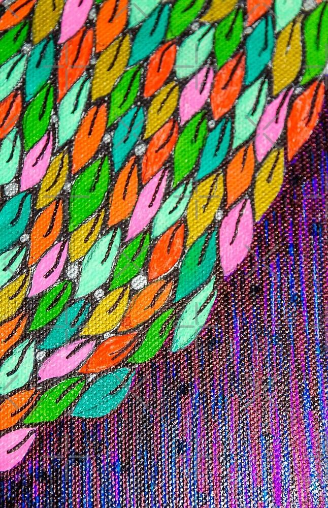 Colourful Leaves by darkydoors