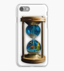 Time and Plaice iPhone Case/Skin