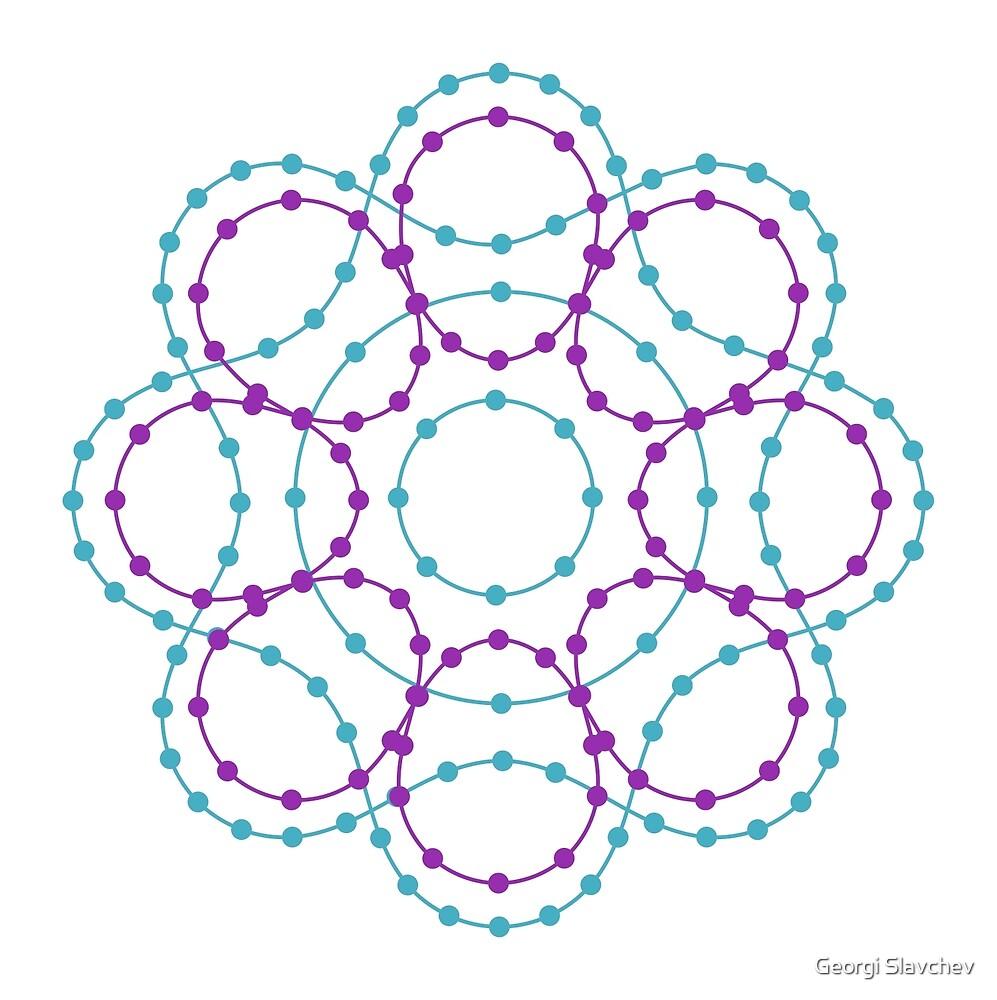 Abstract Dotted Pattern by Georgi Zhelyazkov