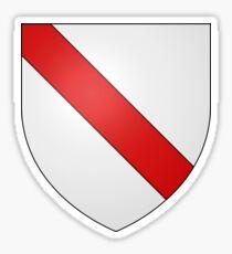 Strasbourg coat of arms, France Sticker